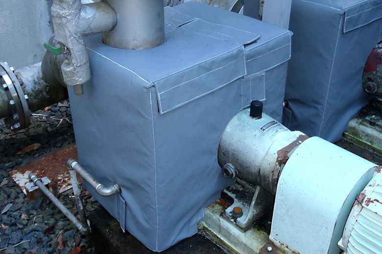 屋上 給水ポンプ